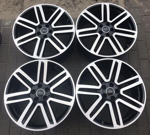 "Felgi aluminiowe 20"" Audi A5 RS6 A6 C7 A7 S7 5x112 Czujniki"
