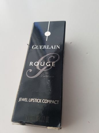 Guerlain Rouge G Jewel Lipstick Compact szminka i pomadka
