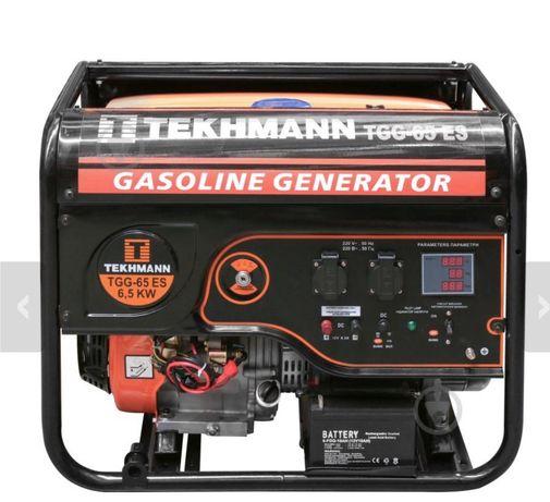 Оренда бензогенератора 6,5кВт ,потужний генератор