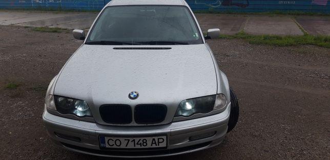 Продается BMW_E46