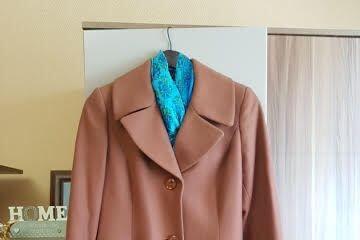 Пальто демисизонное