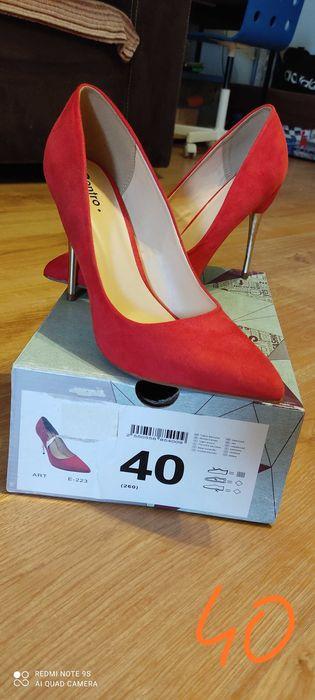 Buty, większość nieużywane, rozmiary 40 i 41 Czernica - image 1