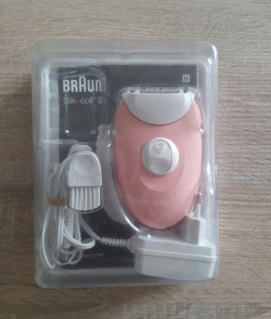 Продам эпилятор Braun