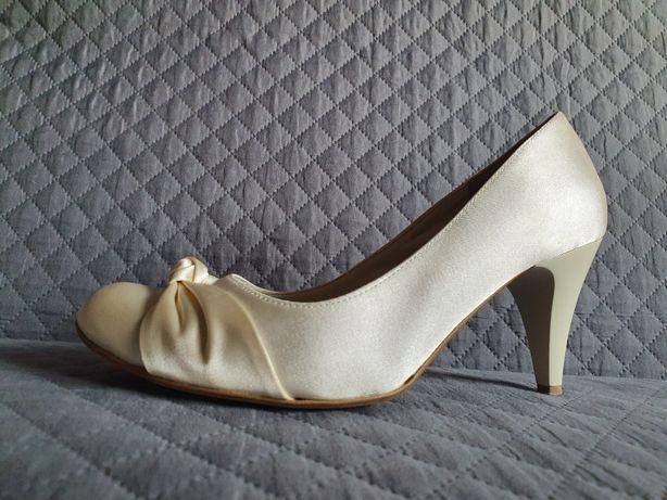 Buty ślubne mark shoes 36