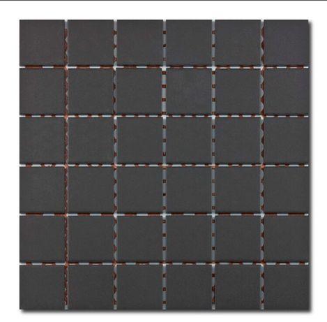 Mozaika ceramiczna Barwolf 30x30 antracyt
