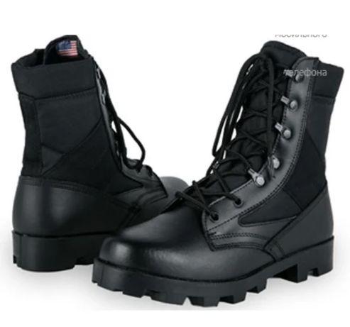 мужские тактические ботинки американки jungle boots
