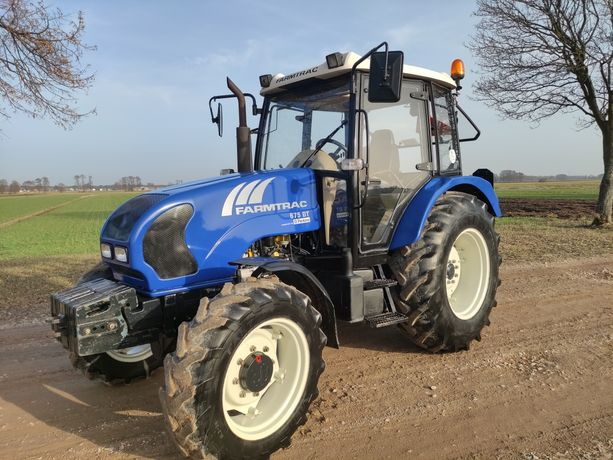 Ciągnik Farmtrac 675 DT # rok prod.2012 # Stan bdb # Zetor/ursus/
