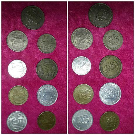 Продаю монеты Германии, Польши, Румынии и др. стран