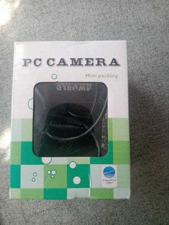 Pc Camera Mini packing