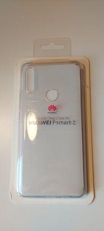 Clear Case Huawei P Smart Z