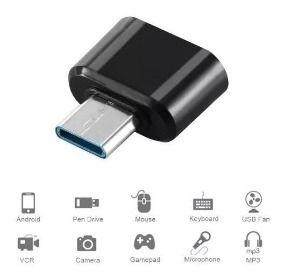 Переходник USB на Type c
