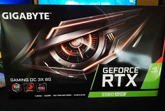 Placa Gráfica RTX 2060 Super - 8 GB