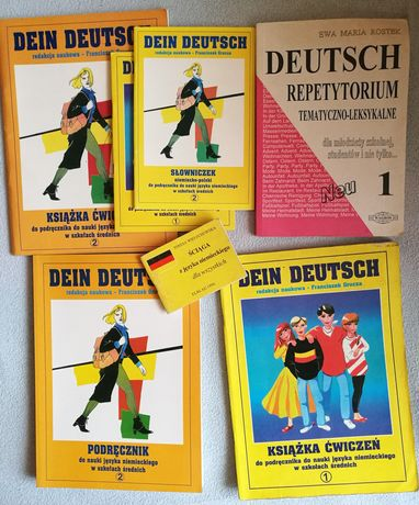 Książki do j. niemieckiego