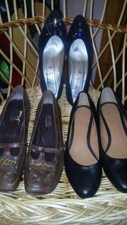 Продам туфли натуральная кожа 24,5 см стелька!