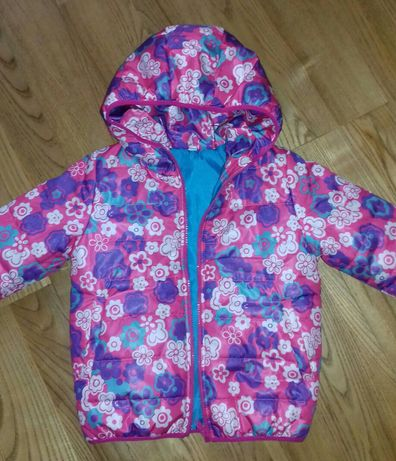 Куртка осінь-весна 110-116 см