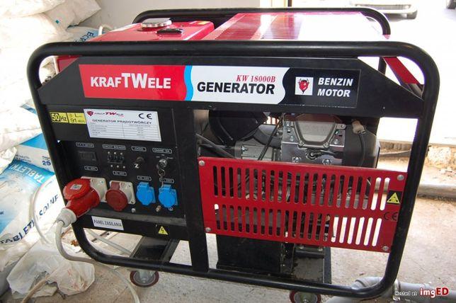 90zł wynajmę agregat prądotwórczy do agregatu tynkarskiego 18kW