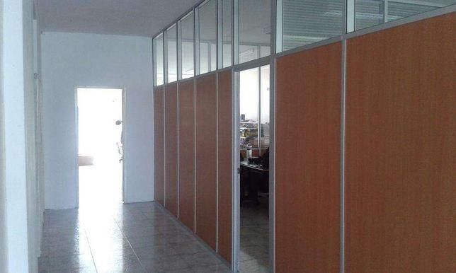 Divisórias para escritórios