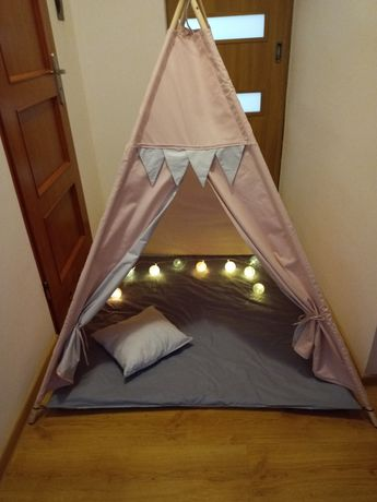 Nowy namiot Tipi