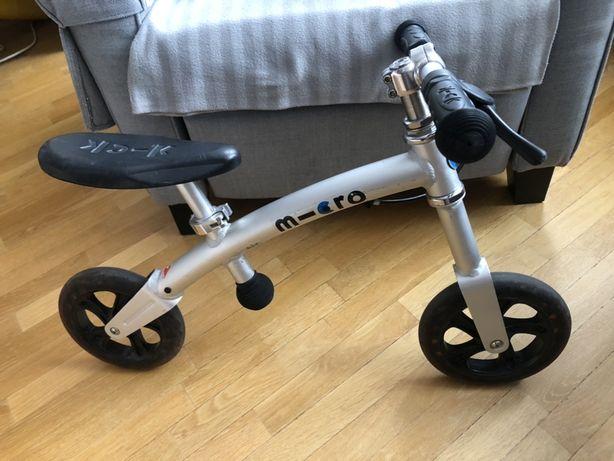 Rowerek biegowy Micro G-Bike