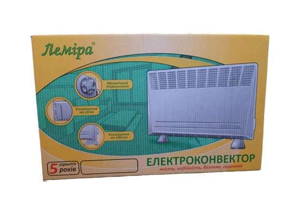 Электроконвектор универсальный Лемира ЭВУА 1,5/220-(и),2,0/220-(и)
