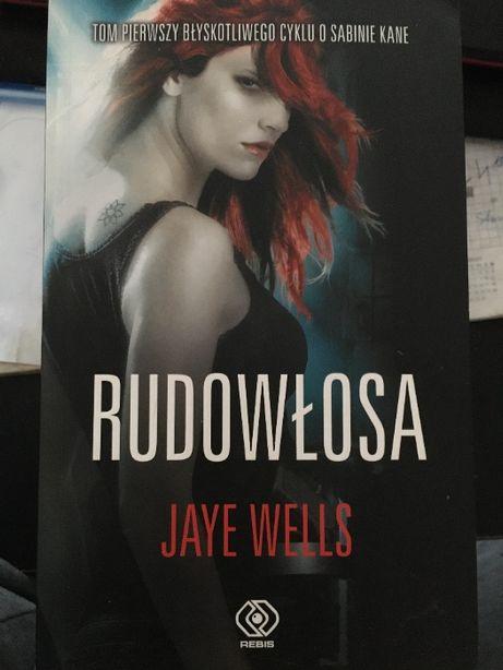 Rudowłosa - Jayne Wells