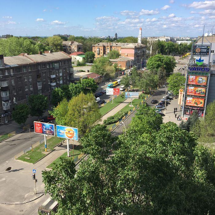 Самый низ пр.Кирова (Поля), Парк ракет, парк Глобы-1