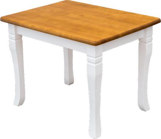 stolik kawowy drewniany z drewna sosnowego