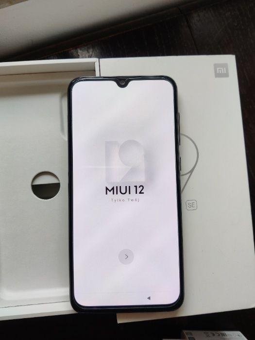 Xiaomi MI 9 SE, 6/128 GB Jak nowy Piano Black 5,97 Cal Smartfon Lublin - image 1