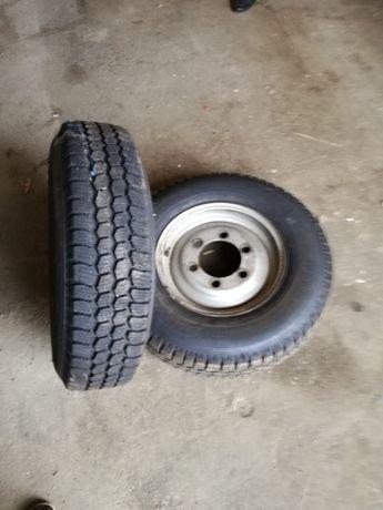 Ford transit колеса з дисками