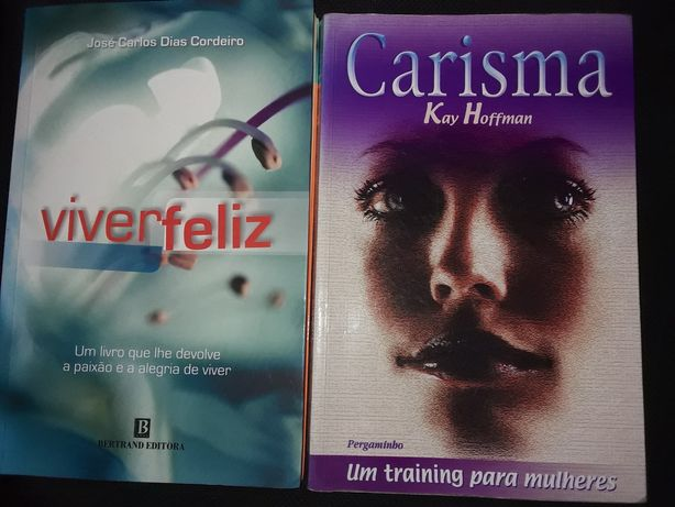 Carisma/Kay Hoffnan/Viver Feliz/Jose Carlos Cordeiro