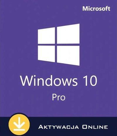 Windows 10 Pro/ HOME/ Windows 7 PRO Aktywacja ON-LINE