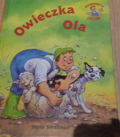 ,,Owieczka Ola'' seria: Gospodarz Gustaw