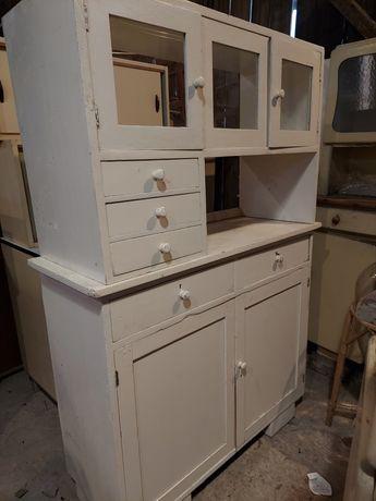 Stary kredens kuchenny nadstawka kuchenna komoda