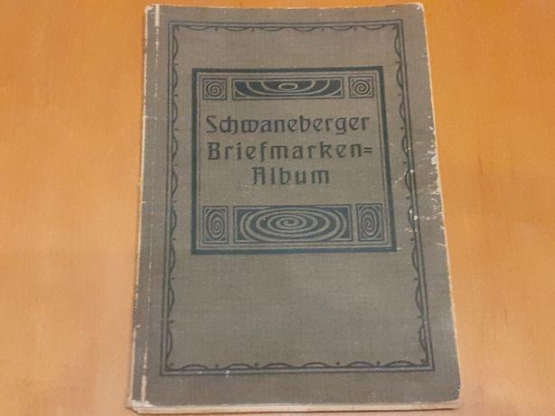 Album Schwaneberger-znaczki-kolekcja