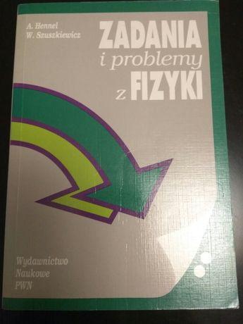 Zadania i problemy z fizyki Hennel Szuszkiewicz pola obwody