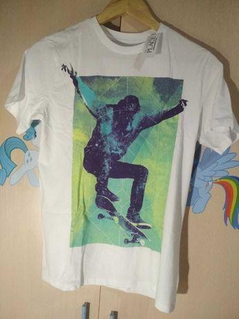 Новые футболки на мальчика 8-10л, 120-12л.
