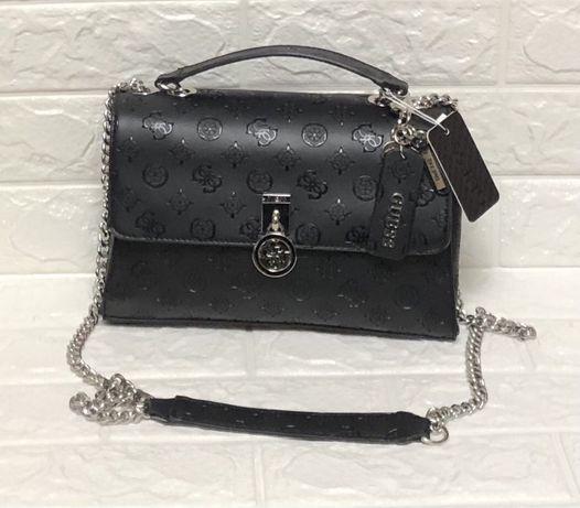 Сумка  бананка рюкзак Guess Dior Gucci