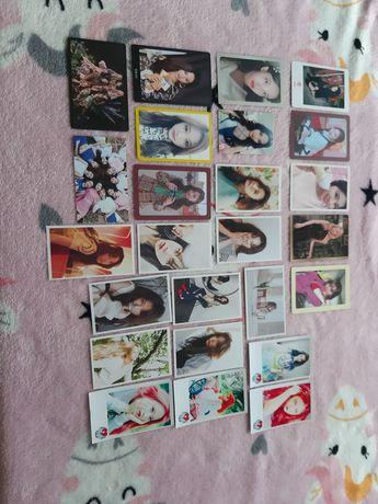 Karty Twice, Red Velvet, Taeyeon
