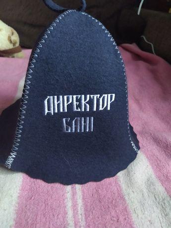 Новая Банная шапка