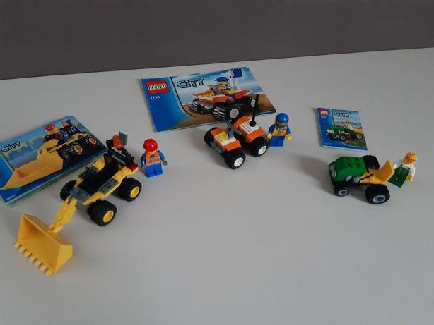 Lego City 7246/7736/4899