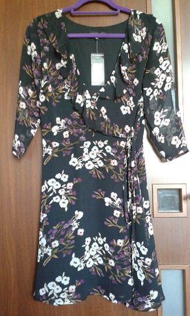 Nowa sukienka w kwiaty New Look