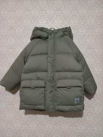 Куртка Zara 2роки 92р