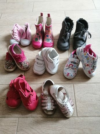 Обувь на девочку 14-14,5 см