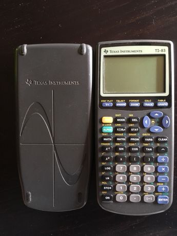 Maquina calcular científica, Texas Instruments TI-83