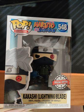 Funko Pop Naruto (Kakashi Lightning Blade)