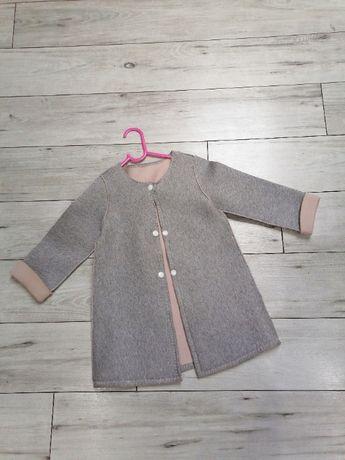 Płaszczyk wiosna bluza 110cm