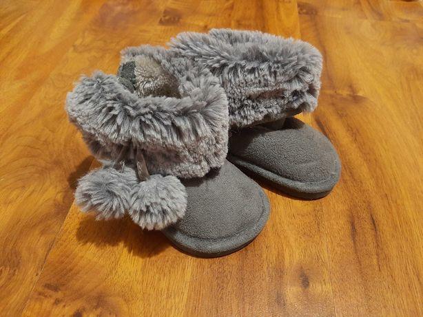 Niechodki Emu zimowe