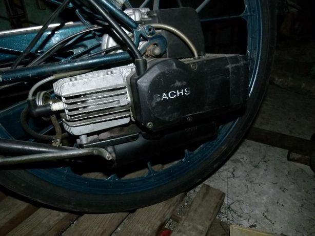 Продам велосипед SACHS с мотором