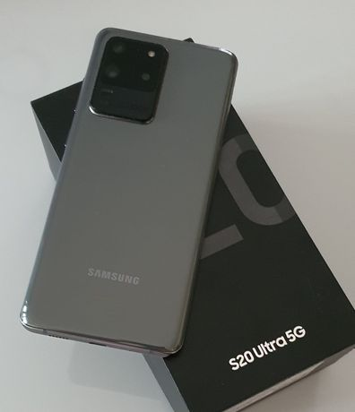 Samsung S20 Ultra 5G C/Garantia