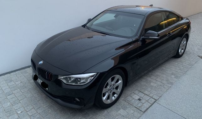BMW 420d Coupe *